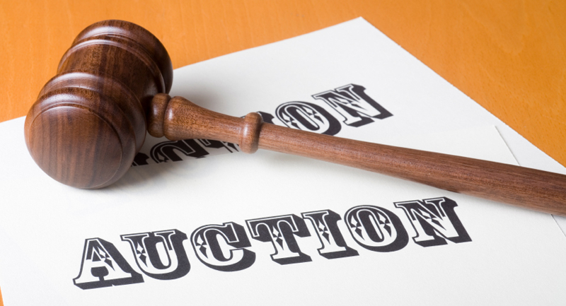 2015 Auction Results
